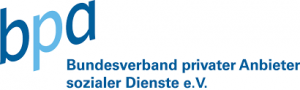 Logo Bundesverband privater Anbieter sozialer Dienste e.V. (bpa)