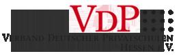 Logo VDP - Verband deutscher Privatschulen Hessen e.V.