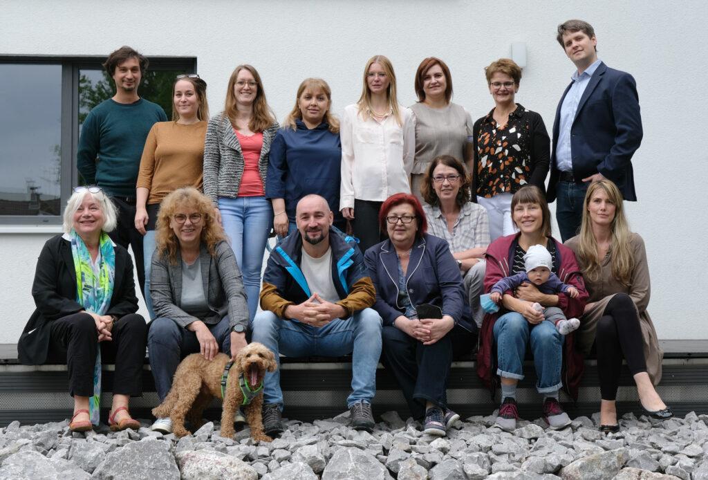 Lehrkräfteteam des Dialog-Bildungsinstituts Kassel